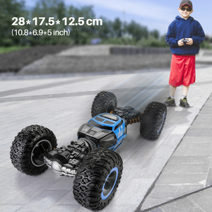 Image 3 - 1/16 4WD Electric RC drift Car Rock Crawler Remote Control Toy 2.4G Radio Controlled 4x4 Drive Off Road car Toys For Boys Gift