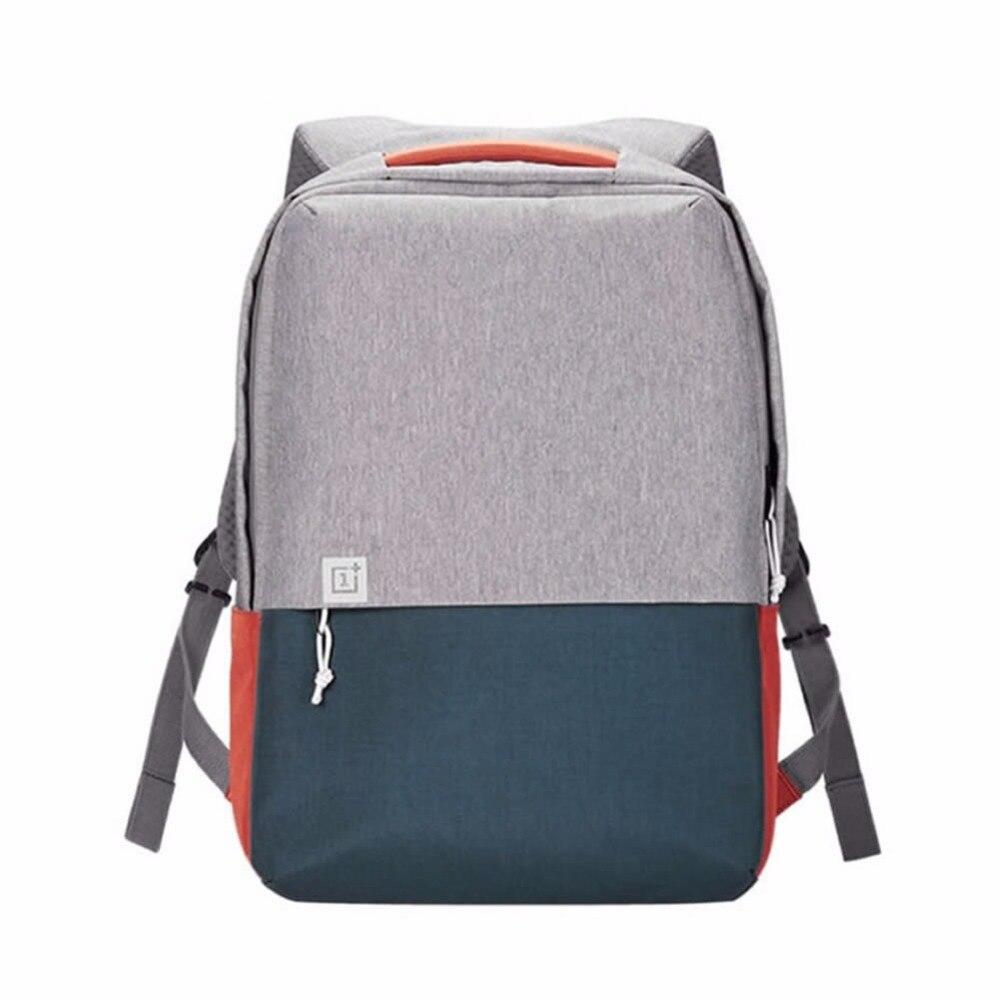 OnePlus hommes toile pour ordinateur portable Backpacs pour 16 pouces adolescents mode sac à dos loisirs ordinateur portable sac à dos sacs de voyage haute étudiants Bookbag