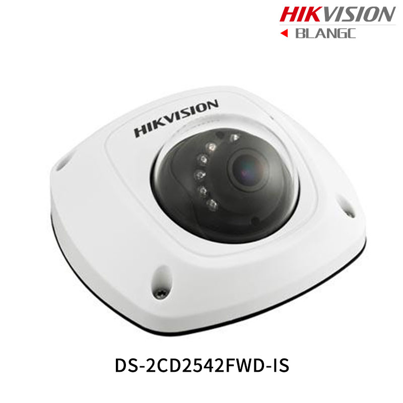 In Stock Hikvision English Version DS-2CD2542FWD-IS  4MP CCTV Camera built in microphone Audio IP Camera POE Security Camer IP67 hikvision new english version ds p1420 1 3mp ptz cctv ip camera 4 7mm 94mm 20x zoom support ezviz cloud ip66 onvif upgrade