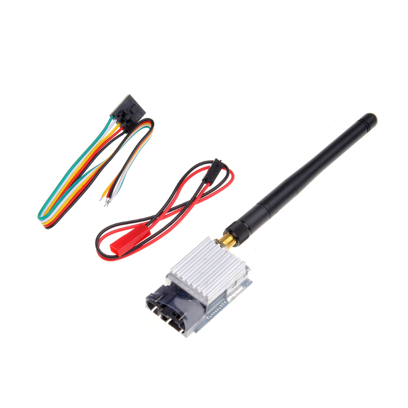 FPV 5.8G 200mW AV Wireless Transmitter TS351 Hot Sale swellpro водонепроницаемые fpv беспилотный авто версия
