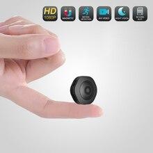 H6 Wifi Mini cámara IP VERSIÓN NOCTURNA Micro Cámara videocámara para exteriores grabadora de vídeo/voz seguridad del hogar inalámbrica pequeña cámara
