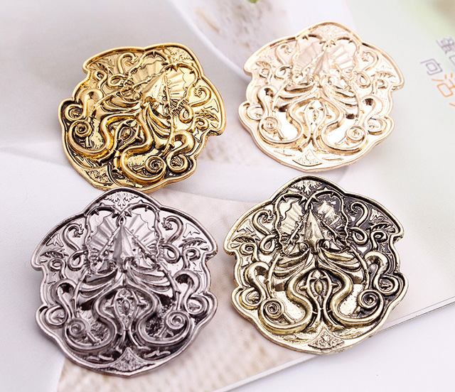 2017 Game of Thrones Brooch Song of Ice and Fire Vintage Targaryen Dragon  Badge Pin for Men and Women Wholesale b2e344b31c9b