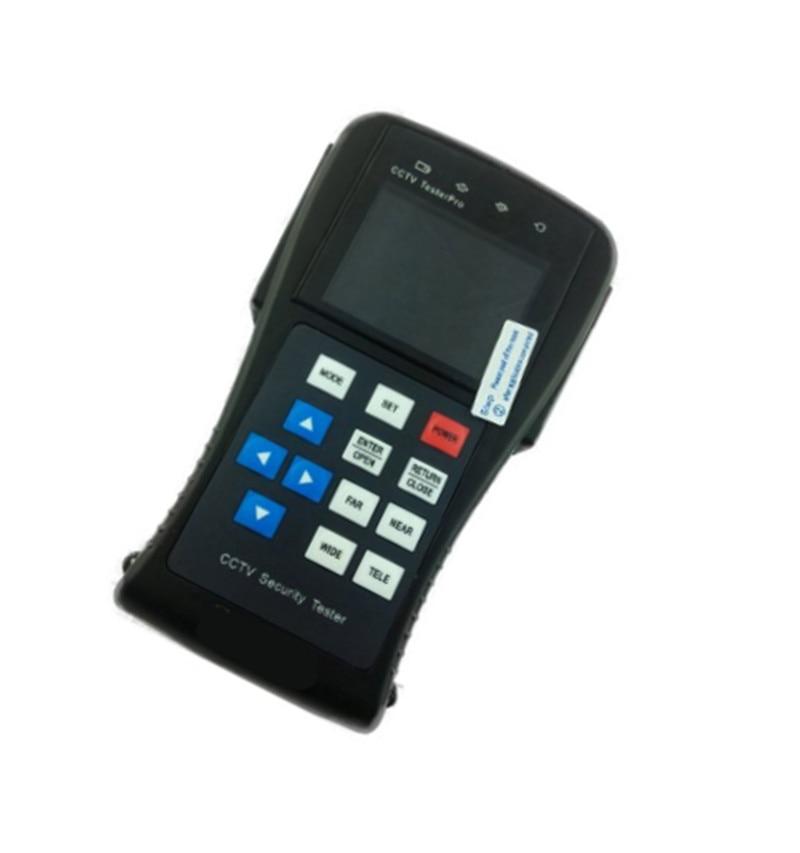 2.8 LCD Monitor CCTV Security Camera Cam Video PTZ Test Tester magazzini del sale бермуды