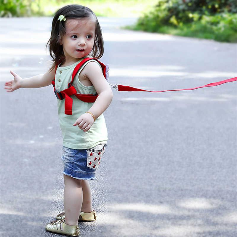 Младенец анти-потерянный накладной рюкзак с крыльями ангела ребенка ходунки поводок младенца ходьба жгут mochila feminina прогулочный ремень