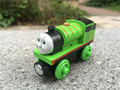 Geniune Thomas & Friends Take N Play Wooden Magnetic Toy Train Percy New Loose