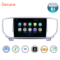 Seicane Android 8.1 For 2016 2017 KIA KX5 Sportage Car Radio 2Din Stereo GPS Navigation Multimedia Player Head Unit WIFI