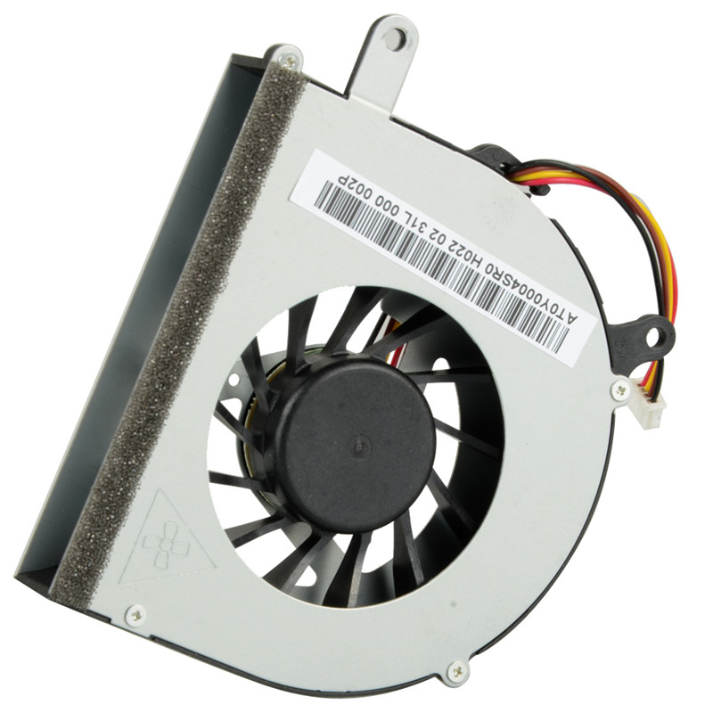Laptops Replacements Cpu Cooling Fan Fit For <font><b>Lenovo</b></font> G400 G405 <font><b>G500</b></font> G505 G500A G490 G410 G510 Notebook 4 Pin Cooler Fan image