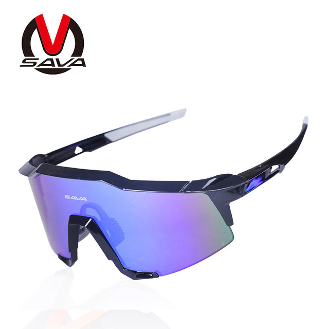 8228ec2ed968 SAVA MTB Mountain Bike Bicycle Glasses Road Cycling Sunglasses Anti-UV  Outdoor Sport Eyewear oculos ciclismo