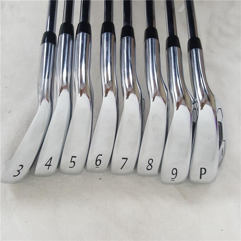 Nouveau 8 pièces AP3 718 Fer Ensemble 718 AP3 Fers De Golf AP3 Golf Clubs 3 9Pw R/S Flex En Acier/Manche En Graphite Avec Couvre chef-in Clubs de golf from Sports et Loisirs on Shop4599017 Store