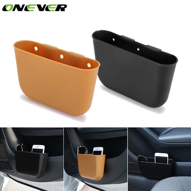 Onever Universal Car Interior Cigarette Card Storage Box Organizer