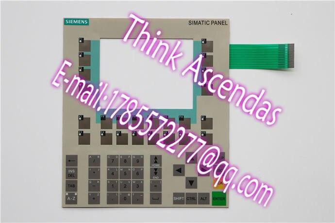 Membrane keypad for 6AV6542-0BB15-2AX0 for Sienens HMI OP170B NEW KEYPAD,Membrane switch, simatic op170b HMI keypad new membrane keyboard 6av6 542 0bb15 2ax0 for slmatic hmi op170b new keypad membrane switch simatic op170b hmi keypad in stock