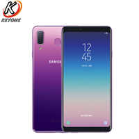 "New Samsung Galaxy A9 Sta r G8850 4G LTE Mobile Phone 6.3"" 4GB RAM 64GB ROM Android 8.0 Dual Rear Camera 16MP+24MP Smart Phone"