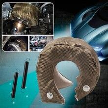 Защитное покрывало для автомобиля T3 Turbo Charger, защитное покрытие из стекловолокна для T3/25/28 GT25/28/30/32/35/37/26, автомобильные аксессуары