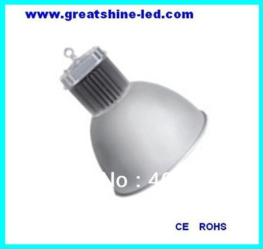 high voltage  1pcs COB led chips 100w led high bay light used for sports centres and exhibition halls high quality high power cob led industrial light led high bay light 100w used for sports centres