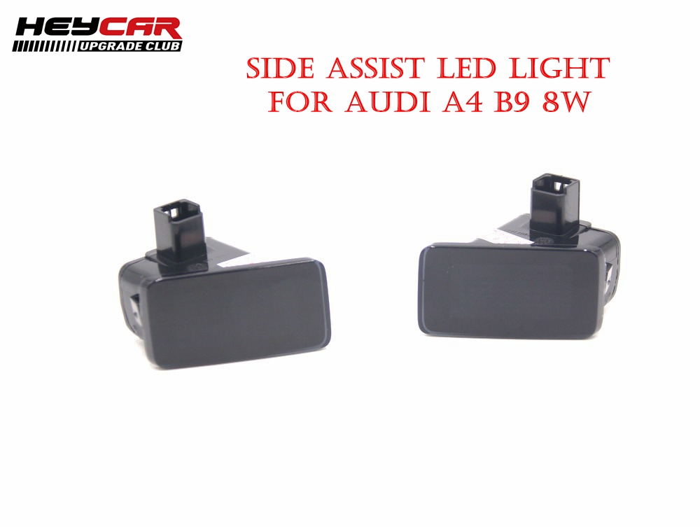 For AUDI A4 B9 8W Side Assist Led Light 8WD 949 145 8WD 949 146