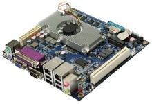 cheapest  32bits  Windows7 embedded tablet pc 2GB motherboard with Atom D25501*PCI slot