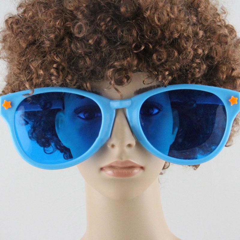 Mujeres Hombres Gafas Más Tamaño Gafas Grande Marco Bar Party Cool - Disfraces