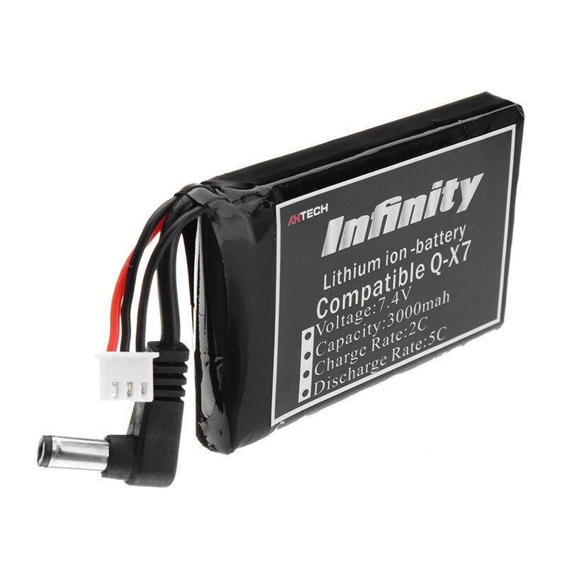 AHTECH Infinity 7.4V 3000mAh 2S