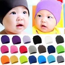 2016 New Warm Cotton Baby Hat Girl Boy Toddler Infant Kids Caps Soft Cute Hats Cap Beanie Baby Beanies Accessories D1