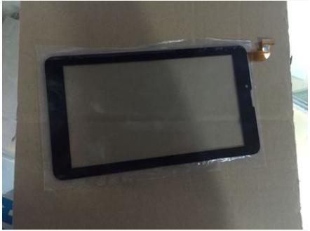 Nuevo original de pantalla táctil capacitiva de la tableta de 7 pulgadas v719 HC184104N1-FPC V1 negro envío gratis