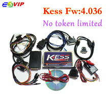 Best price No Token Limited KESS V2.30 4.036 Manager Tuning Kit Kess V2 V4.036 ECU Chip Tuning Universal Car ECU Programmer