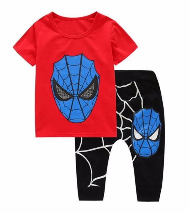 HTB1gbQeRpXXXXa9XFXXq6xXFXXXX - Boy's Cool Spring/Summer 3 Piece Set - Coat, Pants, and T-Shirt - Spider Man Design