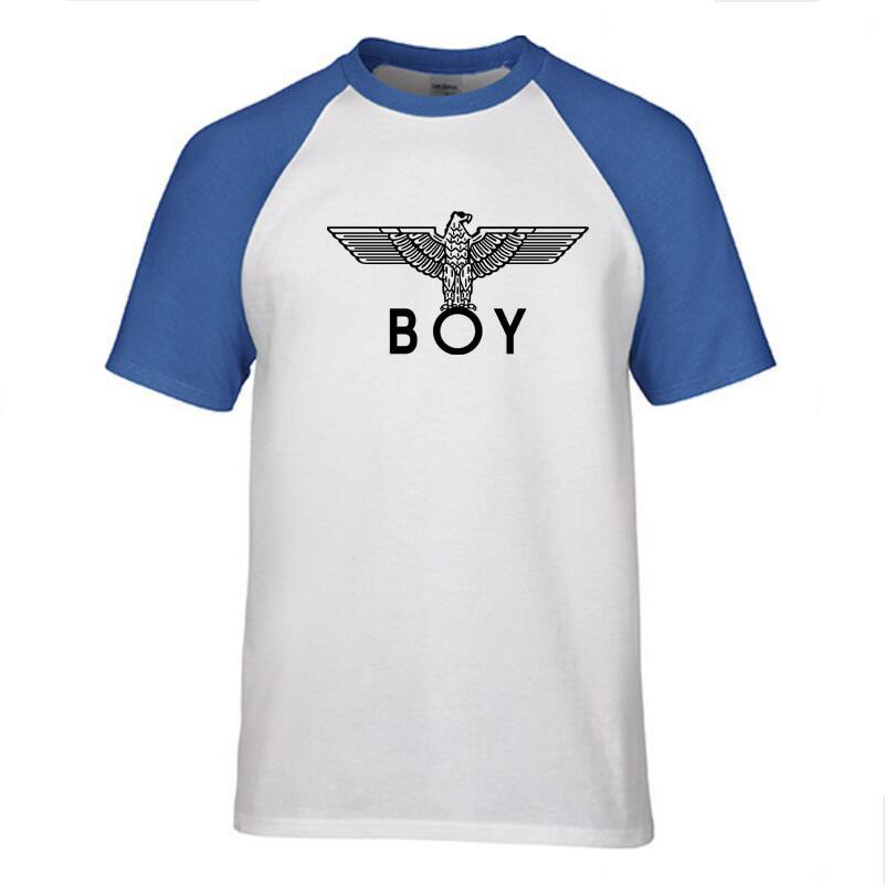 New font b Men s b font Fashion BOY Short sleeve Skateboard Street T font b
