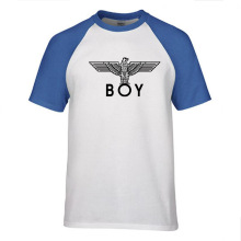 New Men's Fashion BOY Short sleeve Skateboard Street T Shirt Tops Cotton