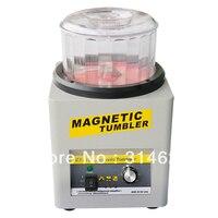New Polishing machine kit Magnetic Tumblers & Tumblers jewelry polishing machine Polishing jewellerygoldsmith tool and equipmen