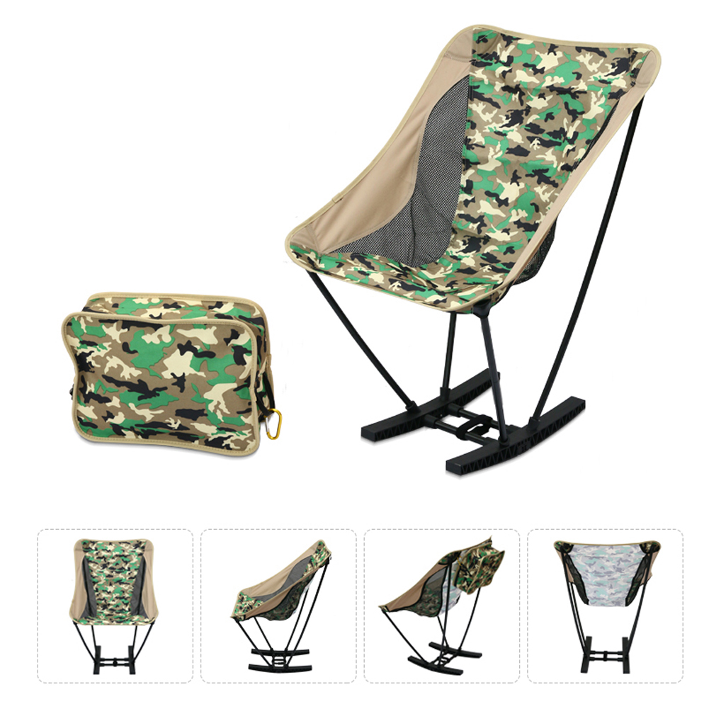 Foldable Outdoor Fishing Chair With Bag Lightweight Aluminium Alloy Fishing Chair Portable Chair For Outdoor Barbecue Fishing portable outdoor foldable chair cushion