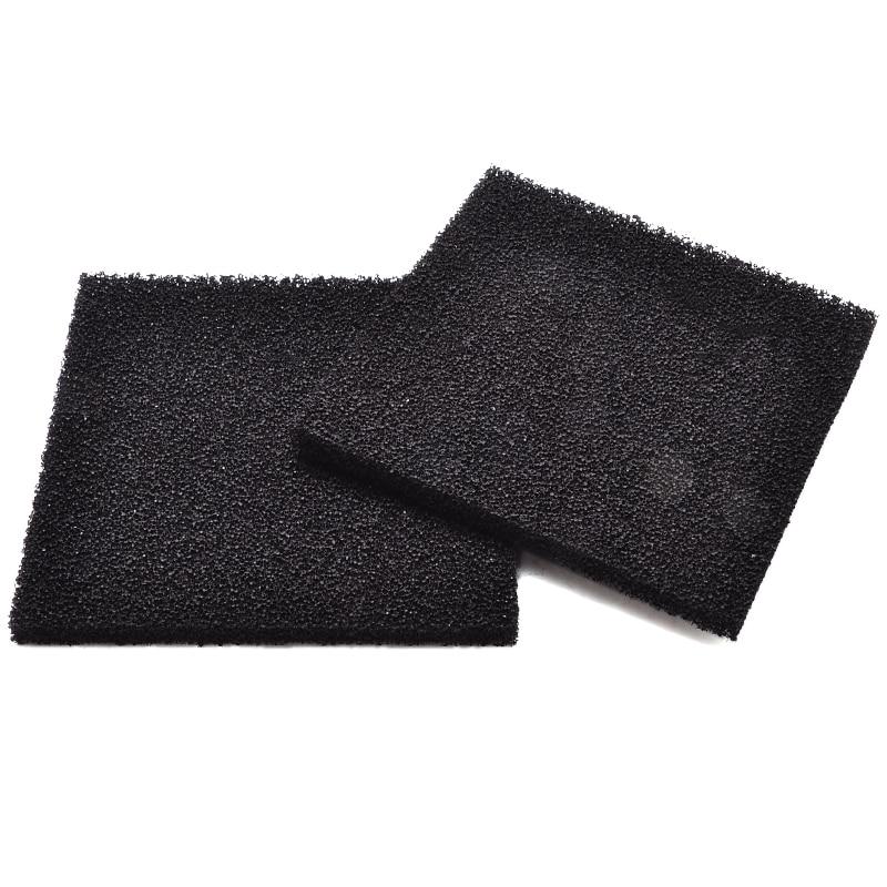 Black Activated Carbon Foam Sponge Air Impregnated Sheet  HOT