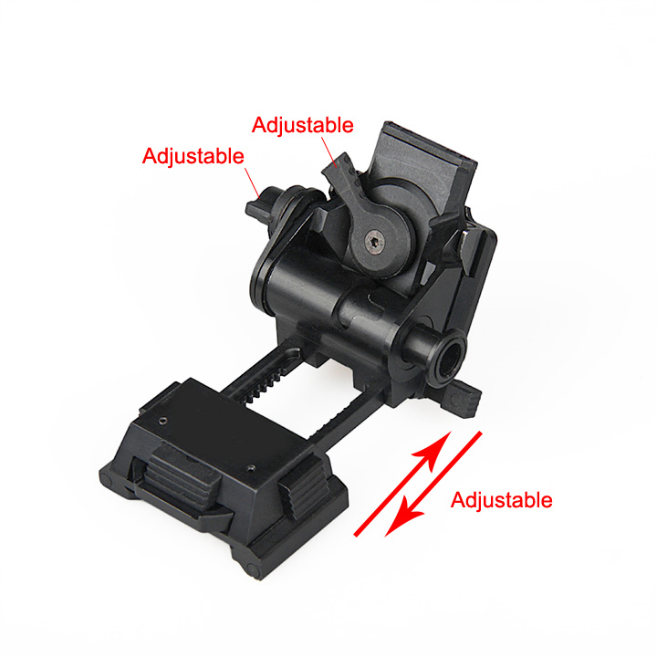 New Tactical Metal Night Vision Mount Helmet Mount Adapter For Hunting HS24-0049 night vision mount nvg accessory