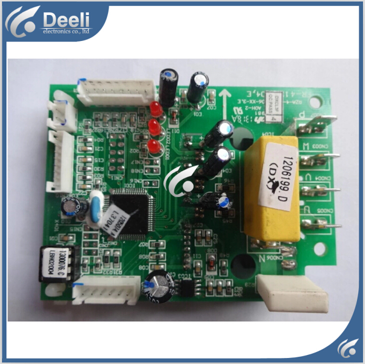 95% new good working for air conditioning Frequency conversion power module KFR-26GW/27BP on sale air conditioning frequency conversion module dkq kt 02a 05 01 kfr 2801gw bp pm20ctm060 used board good working