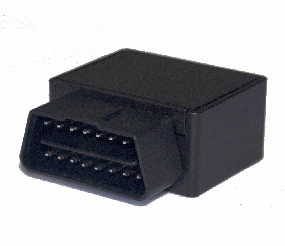 free shipping obd2 obd ii vehicle car gps tracker with. Black Bedroom Furniture Sets. Home Design Ideas