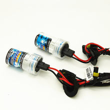 2pcs hid lamp 35W H11 H7 H3 H1 9005 9006 HB3 HB4 auto 12v xenon headlight lamp 6000k 8000k 10000k(China)