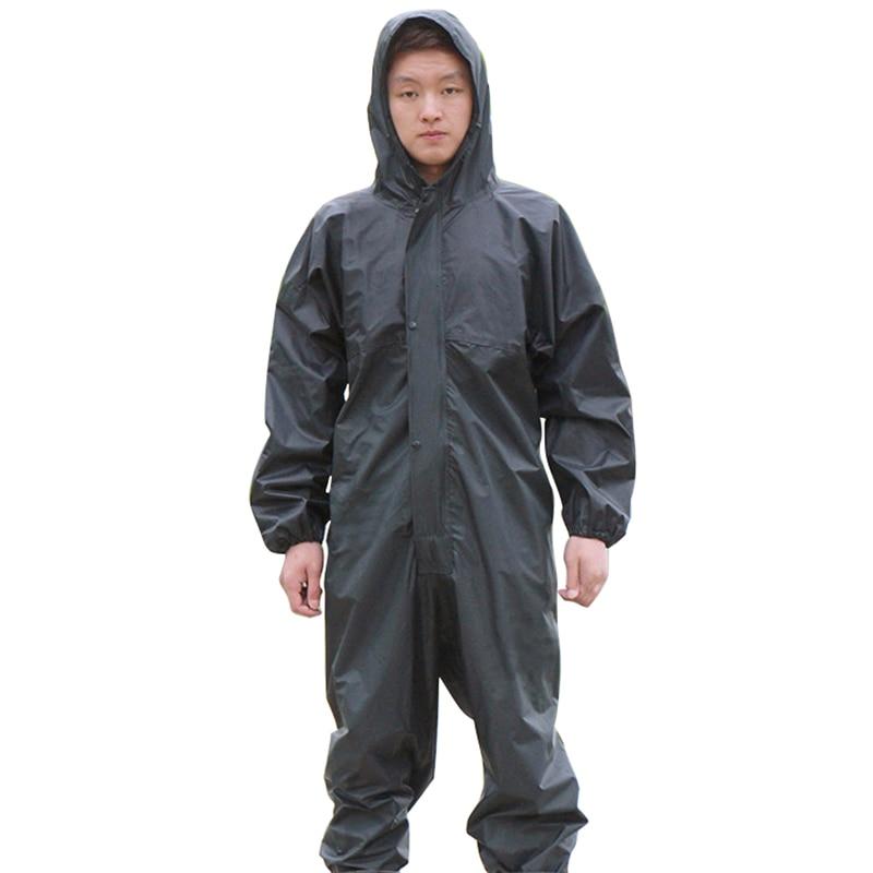 Working Coveralls Waterproof Hooded…