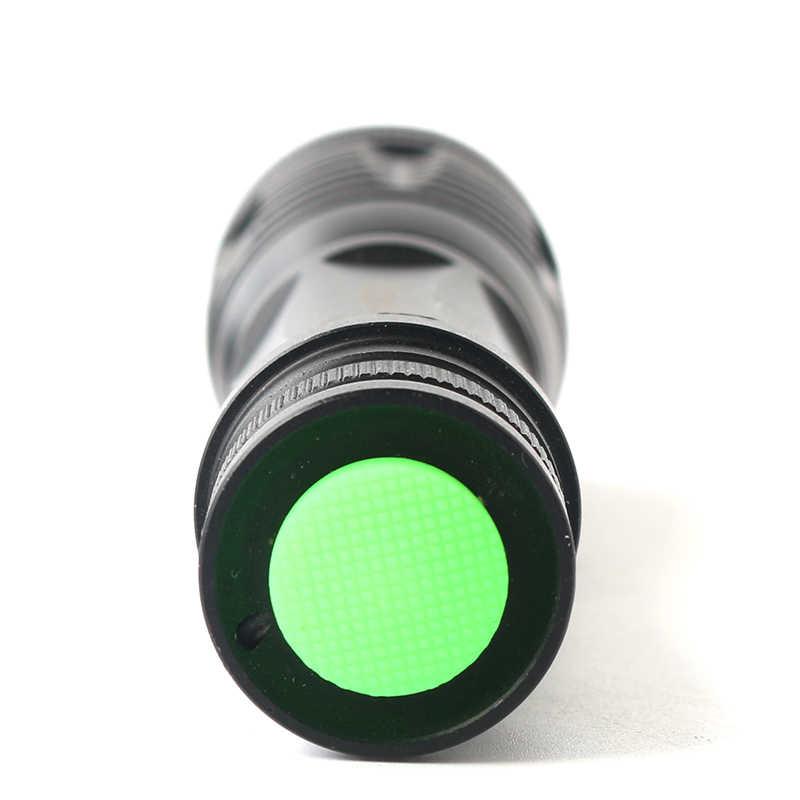 Litwod z20 led luz tática lanterna tocha xml t6 zoomable 4000 lumens zoomable luz 18650 ou aaa bateria