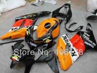 Hot Sales,CBR 1000 RR 04 05 Bodywork Fairing Kit For Honda CBR1000RR 2004 2005 REPSOL Motorcycle Fairings (Injection molding)