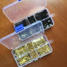 100 pçs único lado dente de serra pendurado foto quadro cabides ganchos com 200 pces parafusos acessórios