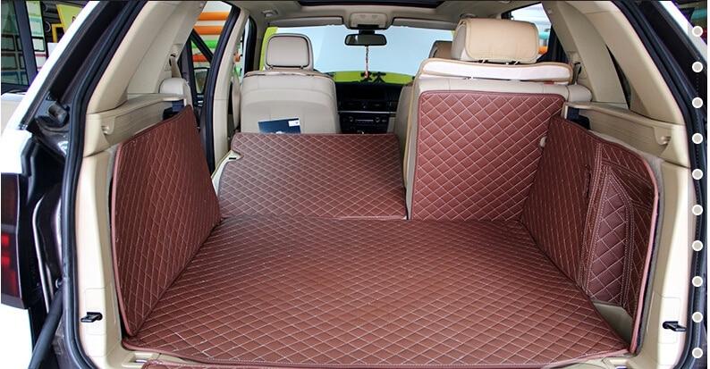 ¡Buena calidad! Set completo de colchonetas para BMW X5 F15 - Accesorios de interior de coche