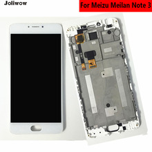 For Meizu M3 Note / Meilan Note 3 M681H LCD Display +Touch Screen+frame Digitizer Assembly Replacement