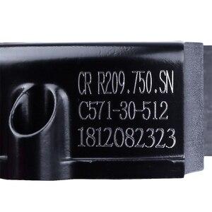 Image 3 - Bafang Kit de moteur 48V, 750W, 25a, 9T, capteur de vitesse 3077, câble lumineux 6V pour BBS02B, système de Conversion à entraînement central dans le pédalier