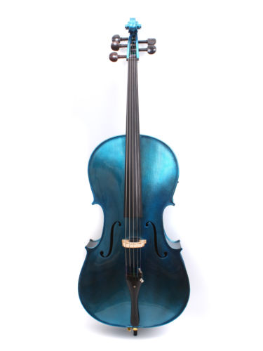 New Electric Cello 4/4 5 string Acoustic Cello Nice Sound Maple Spruce Wood ebony Fittings #EC1 купить в Москве 2019