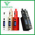 Original joyetech evic vtc mini kit 75 w evic-vtc mini mod y tron-s atomizador 4 ml e-jugo de capacidad cigarrillo electrónico kit