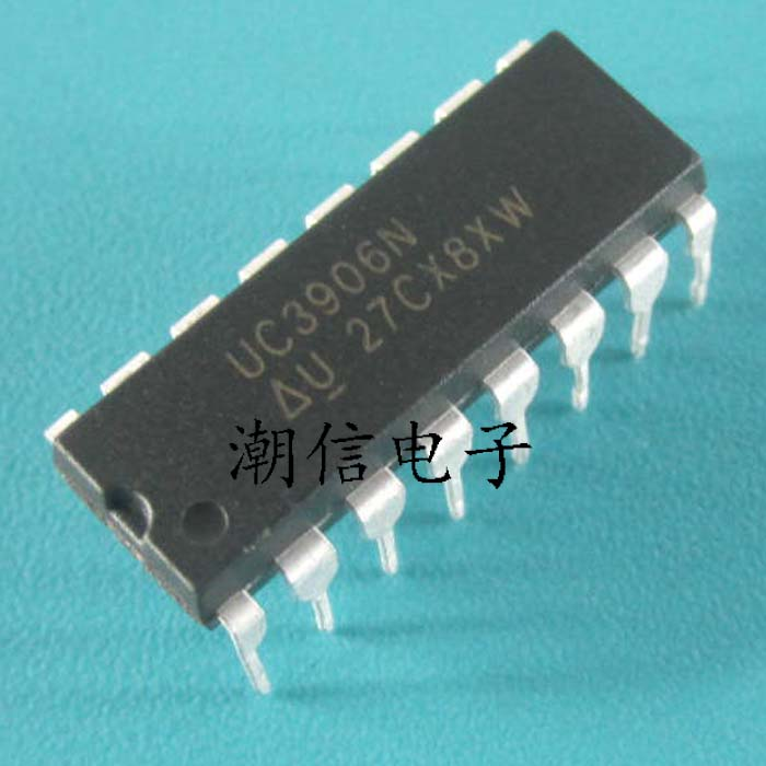 10pcs/lot UC3906N UC3906 BATT CHARGER LEAD-ACID DIP16.