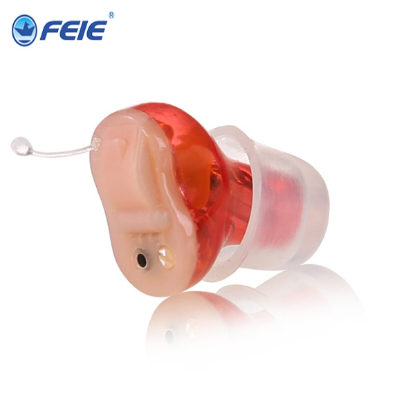 Deaf products headphones ear hearing aid batteries a10 open fit CIC sound amplifier S-11A free shipping reasonable price digital ear sound amplifier mini programmable cic hearing aid deaf earphones s 12a