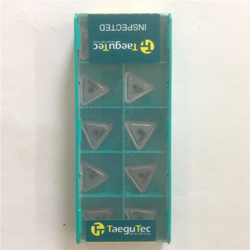 TPKR1603 PPR EM TT8020 original TAEGUTEC carbide insert CNC blade 10pcs lot free shipping