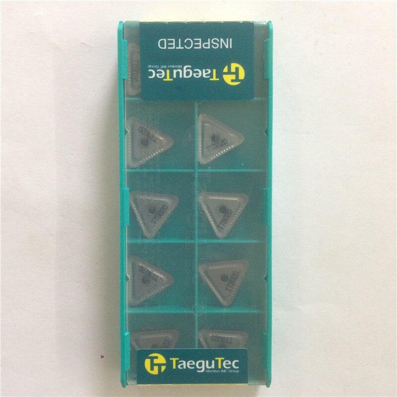 TPKR1603PPR-EM TT8020 Original TAEGUTEC  Carbide Insert  CNC Blade 10pcs/lot Free Shipping