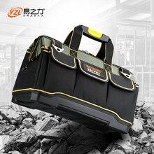 Складная сумка для инструментов, сумка на плечо, сумка-Органайзер для инструментов, сумка для хранения