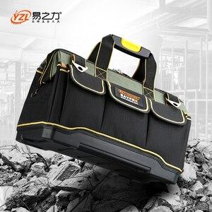 Image 1 - Katlanabilir alet çantası omuzdan askili çanta çanta alet düzenleyici saklama çantası
